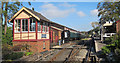 TQ8833 : Tenterden Town station by Oast House Archive