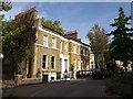 TQ3278 : Houses on Sutherland Square, SE17 by Derek Harper