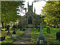 SJ9391 : Bredbury St Mark's by David Dixon