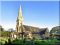 SJ9490 : St Chad's Parish Church, Romiley by David Dixon