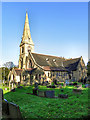 SJ9490 : The Parish Church of St Chad, Romiley by David Dixon