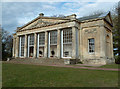 SO8844 : Croome Landscape Park - Temple Greenhouse by Chris Allen
