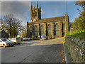 SE0006 : Saddleworth Church (St Chad's) by David Dixon