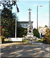 SJ8491 : Didsbury War Memorial by Gerald England