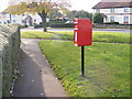 TM2274 : Grove End Postbox by Adrian Cable