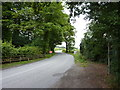 SJ6948 : Crewe Road southwest of The Boar's Head by Alexander P Kapp