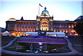 SP0686 : View in Victoria Square by Nigel Chadwick