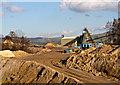 NS9691 : Burrowine Moor Quarry : Week 44