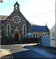 SS9992 : St Andrew's Church, Tonypandy by John Grayson