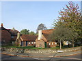 TQ3558 : Almshouses, Warlingham by Malc McDonald