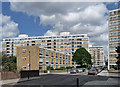 TQ2878 : Churchill Gardens Estate, Churchill Gardens Road by Stephen Richards