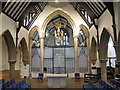 TQ3264 : St Andrew's, transformed by Stephen Craven