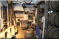 SP0468 : Forge Mill Needle Museum - the barrelling shop by Chris Allen