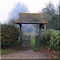 TL9500 : Graveyard Gate by Roger Jones