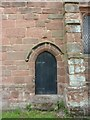SJ7548 : St Margaret's Church, Betley, Doorway by Alexander P Kapp