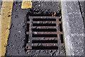 J3673 : NIF (UK) grating cover, Belfast by Albert Bridge