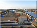 SJ8097 : Trafford Wharf; Site for New ITV Studios by David Dixon