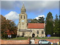 SK6130 : Church of St Mary Magdalene, Keyworth by Alan Murray-Rust