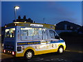 NT5585 : Coastal East Lothian : North Berwick Ice-cream Van by Richard West