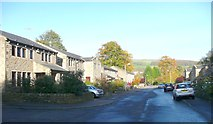 SE0025 : The Brook, Mytholmroyd by Humphrey Bolton