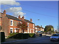 SK6131 : Houses on the corner of Debdale Lane by Alan Murray-Rust