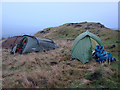SD7783 : Wild camping on Blea Moor by John Lucas