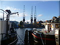 TQ3779 : Millwall Dock by Ian Yarham