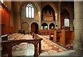 TQ3191 : St Cuthbert, Wolves Lane - Chancel by John Salmon