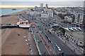 TQ3103 : Brighton from above by Christine Matthews