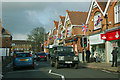 TQ1060 : Cobham High Street by Robin Webster
