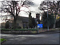 SJ8882 : Christ Church, Woodford by David Dixon