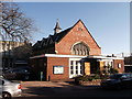 TQ3161 : Purley Baptist Church by David Anstiss