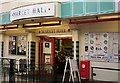 SJ9494 : Market Hall Entrance by Gerald England