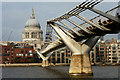 TQ3280 : The Millennium Bridge, London by Peter Trimming