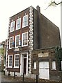 TQ3579 : St. Mary Rotherhithe - (former) charity school and Watch House by Mike Quinn