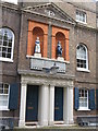TQ3480 : The (former) St. John's School, Scandrett Street, E1 by Mike Quinn