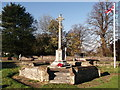 TQ3461 : War Memorial in Sanderstead Church by David Anstiss