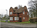 TA0290 : Former gatehouse, Scalby Manor by Pauline Eccles