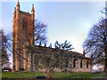 SJ9494 : Church of St George, Hyde by David Dixon