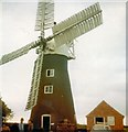 SK7782 : North Leverton Windmill by Gerald England