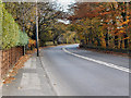 SJ9797 : A6018, Mottram Road by David Dixon