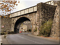 SJ9993 : Broadbottom (Etherow) Viaduct by David Dixon