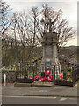 SJ9893 : Broadbottom War Memorial by David Dixon