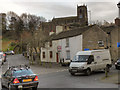SJ9995 : Market Place, Mottram by David Dixon