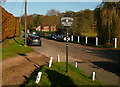 SU9687 : Hedgerley, best kept village by Graham Horn