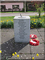 TL7371 : RAF memorial, Tuddenham by Hugh Venables