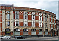 TA1028 : Maritime Buildings, Alfred Gelder Street, Hull by Stephen Richards