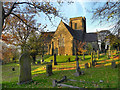 SK0092 : Charlesworth; The Church of St John the Evangelist by David Dixon