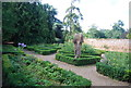 TG1907 : Gardens, Earlham Hall by Nigel Chadwick