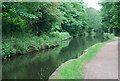 SP0584 : The Worcester and Birmingham Canal by N Chadwick